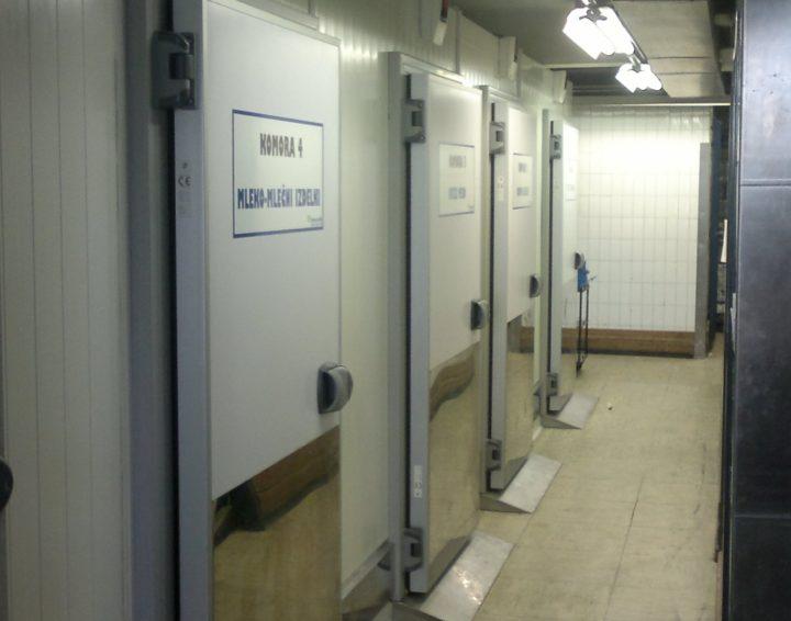 Hladilni sistemi - Hladilne komore