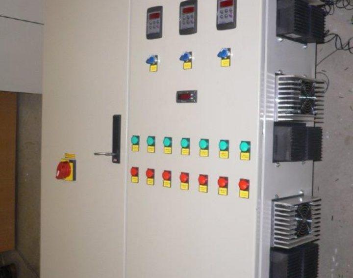 Hladilni sistemi - krmiljenje