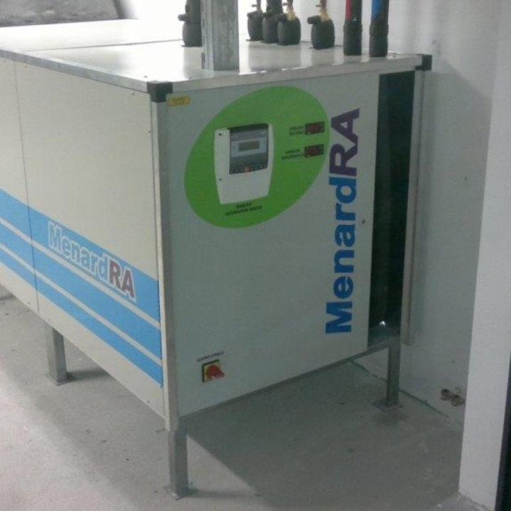 Hladilni sistemi - hladilec vode