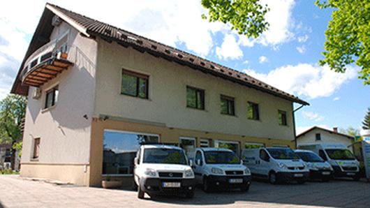 Poslovni prostori MenardRA