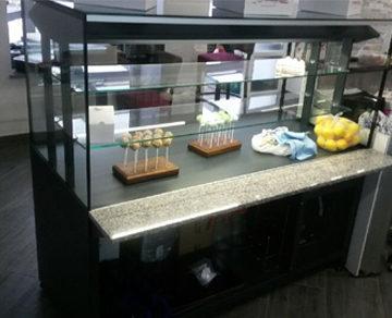 Komercialno hlajenje - Hladilna vitrina za lokal